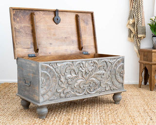 Djuna Blanket Box Grey
