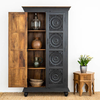 Pondicherry Tallboy Charcoal