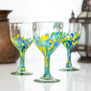 Allegra Wine Glass
