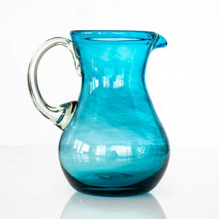 Turquoise Water Jug