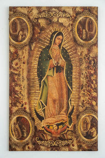 Our Lady of Guadalupe Canvas