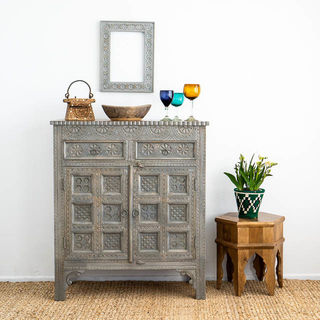 Wanderlust Sideboard Medium Grey