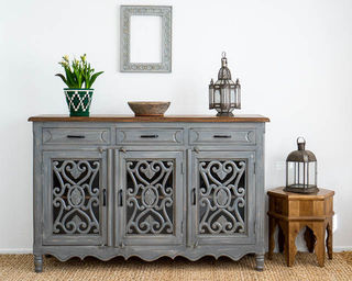 Harper Sideboard Grey