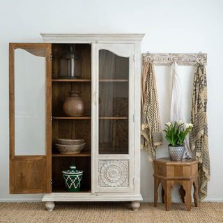 Pondi Whitewashed Tallboy