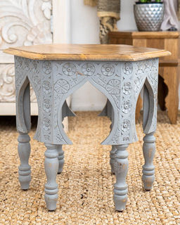 Berber Tea Table Grey