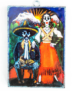 Day of the Dead Wall Art 31