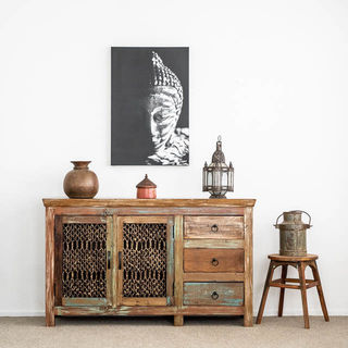 Jali Sideboard or TV Cabinet B