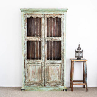Green Jali Tallboy