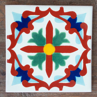 Diseño Cross Talavera Tile