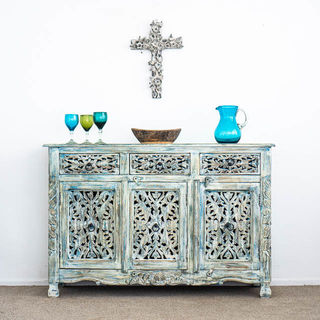 Alekhya Sideboard Sea Foam