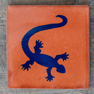 Gecko Tile Brown