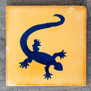 Gecko Tile Yellow