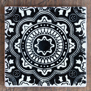 Rosario Black Tile