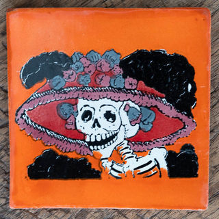 Catrina Tile Orange