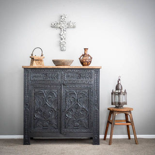 Bohemian Sideboard Medium Charcoal