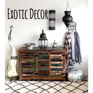 Home Decorating With a Moroccan Theme