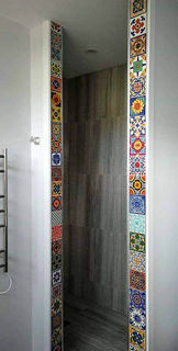 Tiled Doorway