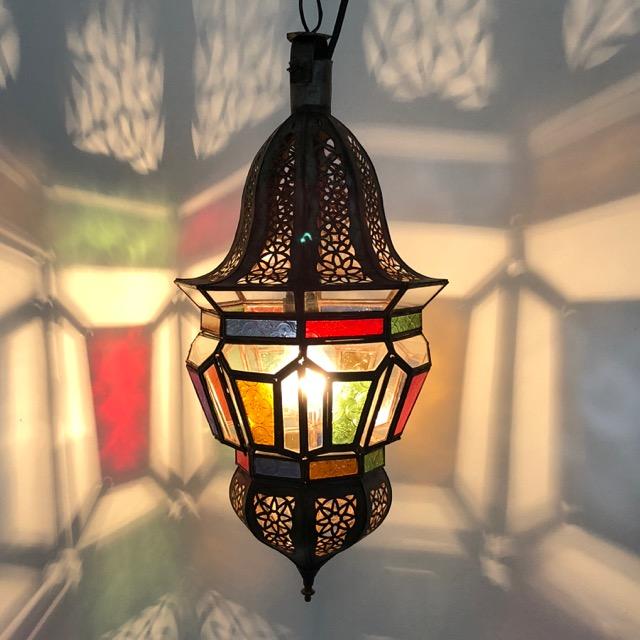 Shenwa Lantern Coloured Furniture Lighting Decor