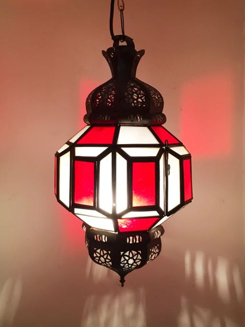 Bilhaj Lantern: red