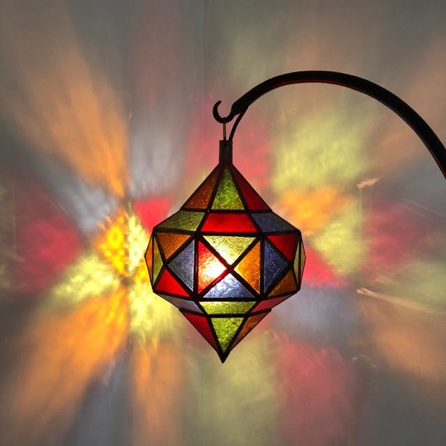 Berber Lantern Colourful Furniture Lighting Decor