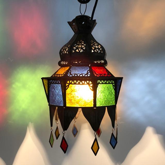 Fes Lantern Colourful & Fes Lantern Colourful - furniture - lighting - decor