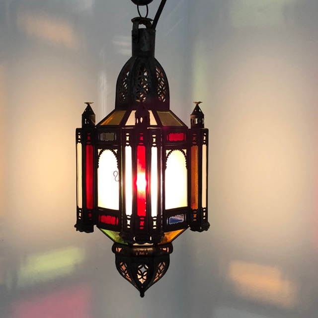 Gypsy Lantern Medium Colour