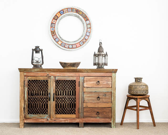 Jali Sideboard or TV Cabinet A