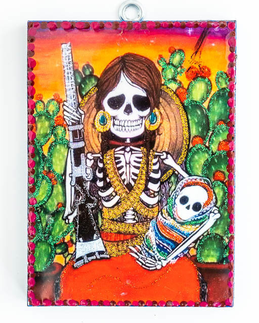 Day of the Dead Wall Art 1