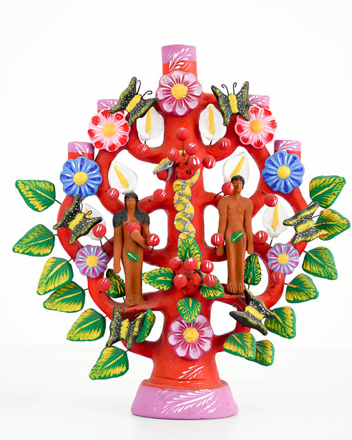 Mexican Tree of Life Red