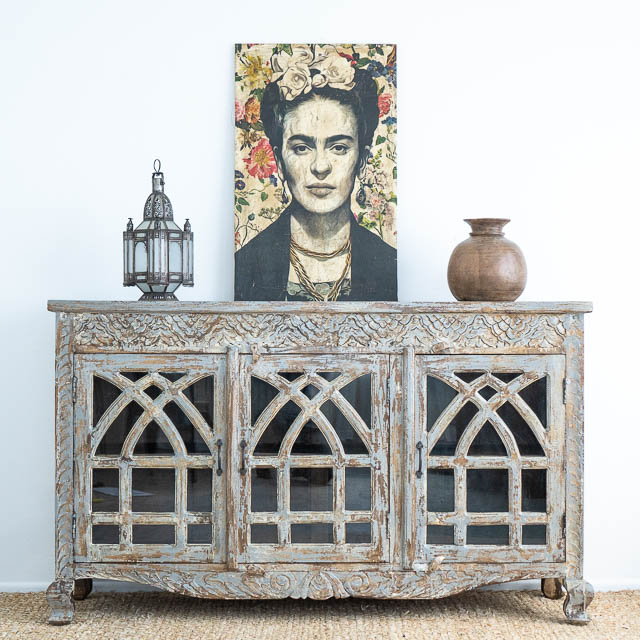 Adhira Sideboard Grey