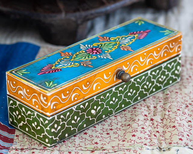 Indian Pencil Box 5