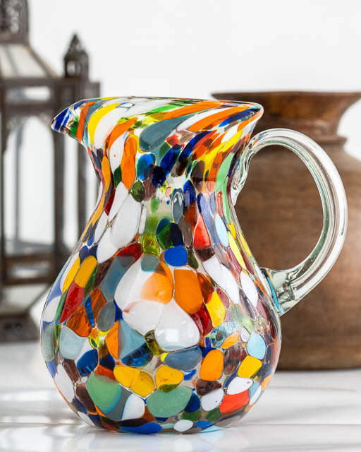 Festival Water Jug or Vase