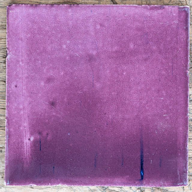 Solid Purple Tile