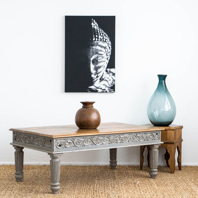 Krisha Coffee Table Grey