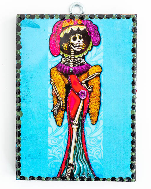 Day of the Dead Wall Art 7