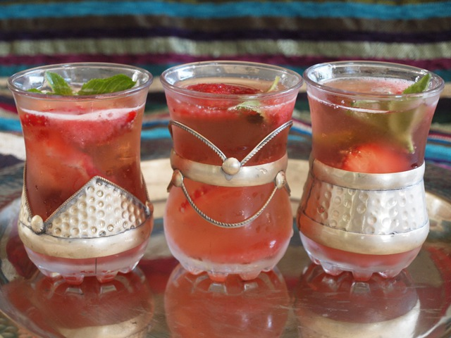 6 Different Uses For Moroccan Tea Glasses